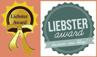 Imagen del premio Liebster Award