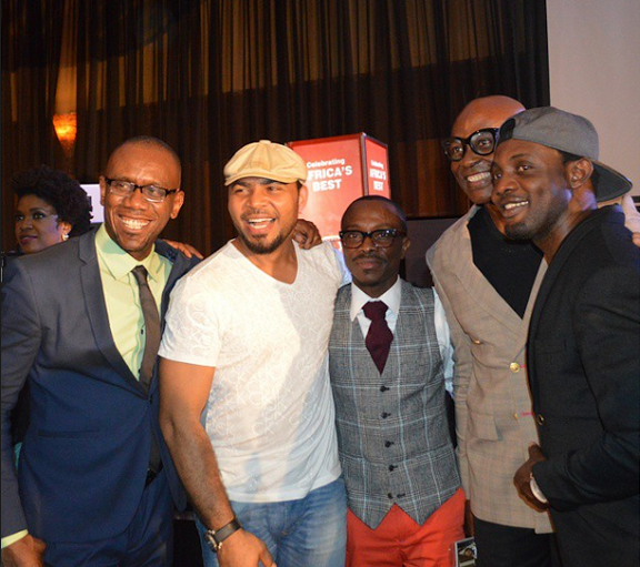africa magic awards 2015 party