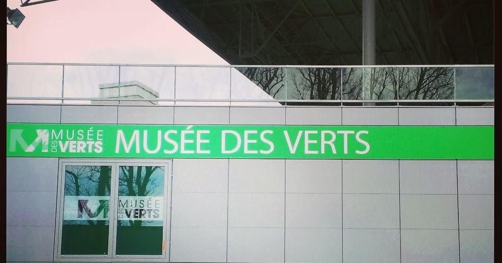 Une nouvelle expo au Musée des Verts