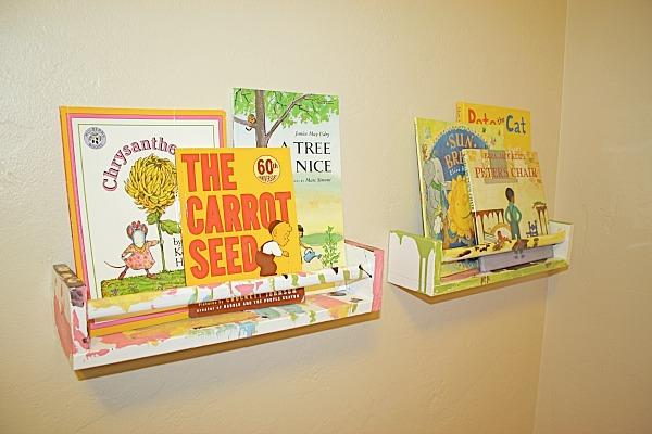 5 idee fai da te per sistemare i libri dei bambini read for Ikea portaspezie