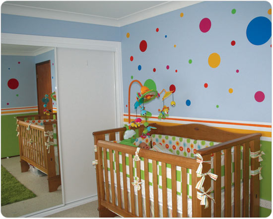 For this child I have prayed Nursery Ideas