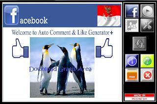 Auto like facebook