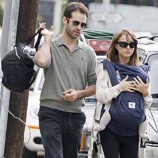 Natalie Portman Husband Benjamin Millepied 2012
