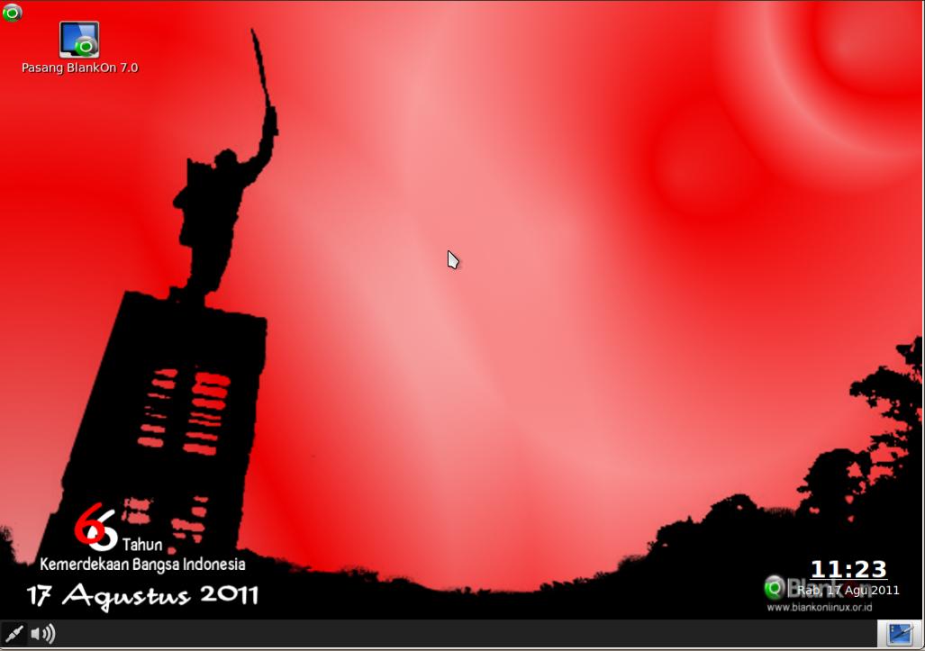 BlankOn Linux 7.0 Pattimura