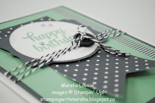 tin of cards stampin up