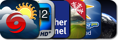 Apple iPhone Weather Apps: Download Best Weather Apps for iPhone/iPod