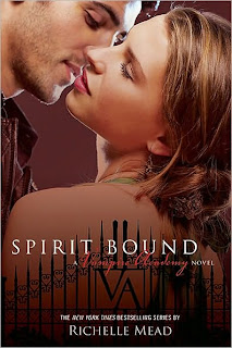 Review: Spirit Bound (Vampire Academy #5) by Richelle Mead