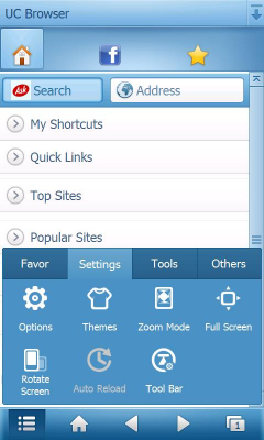 download uc browser for samsung touch screen