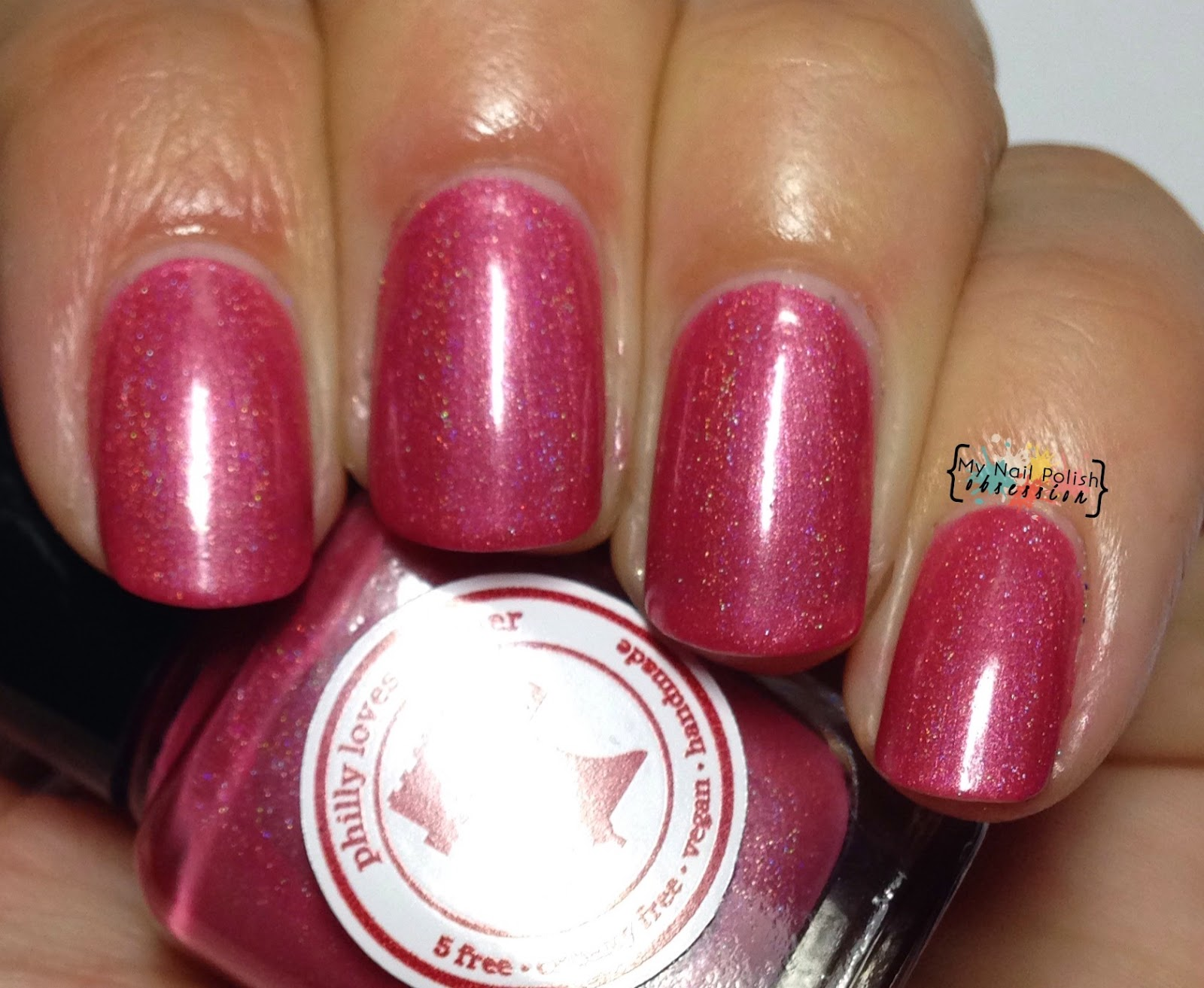 Philly Loves Lacquer Holiday 2014