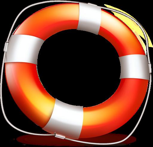 Lifebuoy PSD Icon