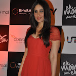 Kareena Kapoor  Looks Sexy In Red Dress As She Promotes Film 'Ek Main Aur Ekk Tu' At Oberoi Mall, Mumbai