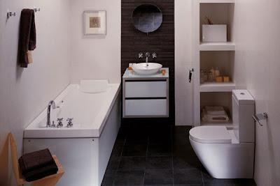 Interior Kamar Mandi2 Ide Desain Interior Rumah Gaya Minimalis