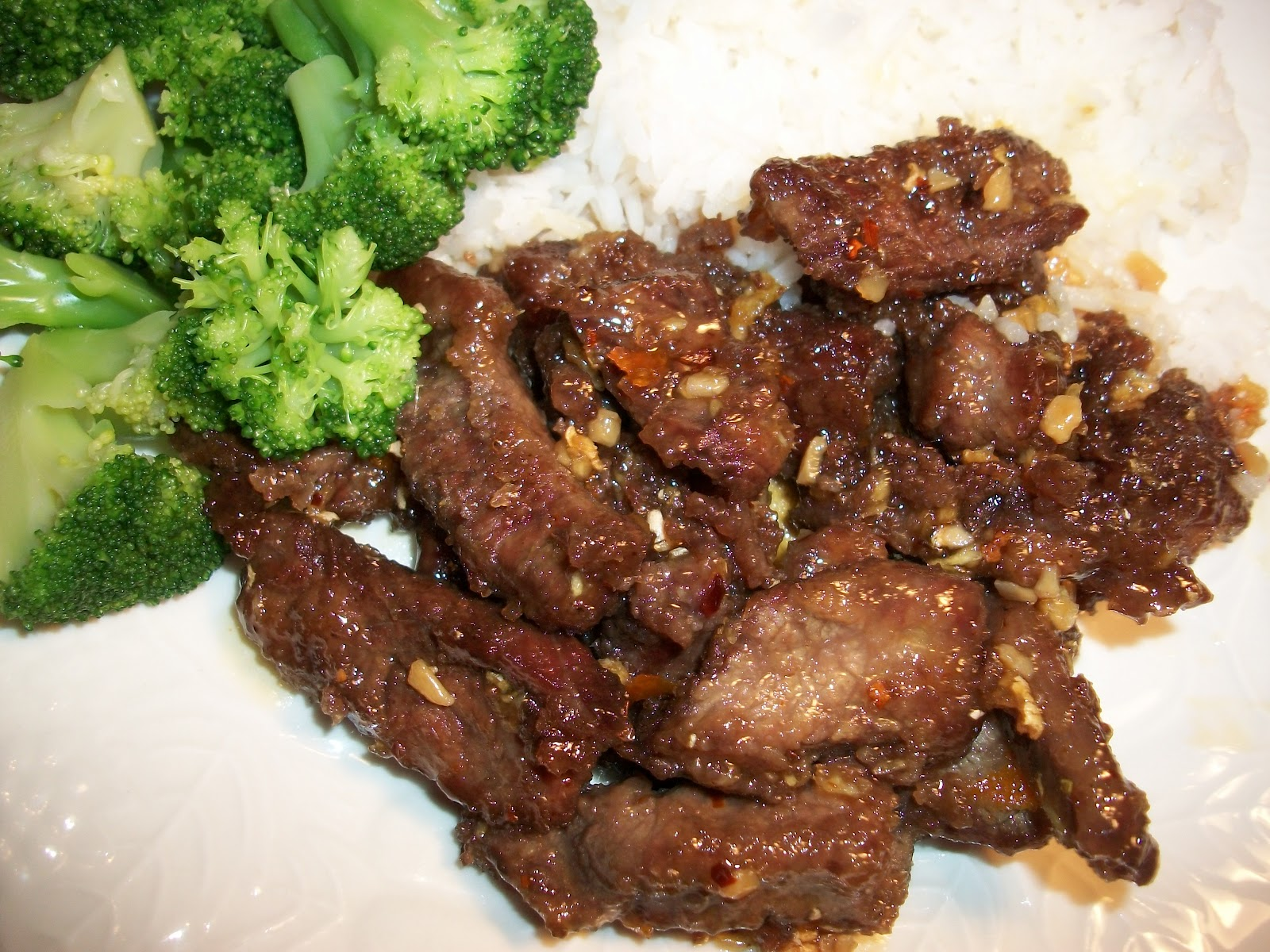 Crispy Orange Beef | Sandy's Kitchen