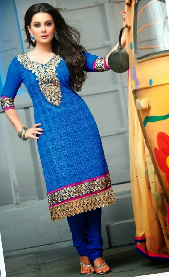 Beautiful Punjabi Suits For Actress Minissha Lamba Wallpapers Free Download