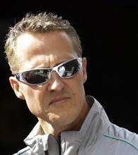 Schumacher in coma