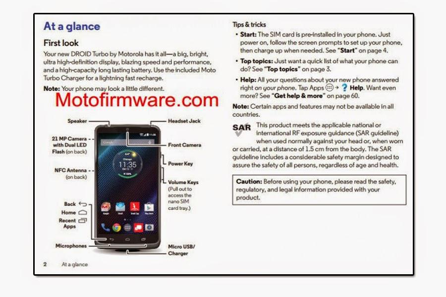 Spesifikasi Motorola Droid Turbo dan Harga Terbaru
