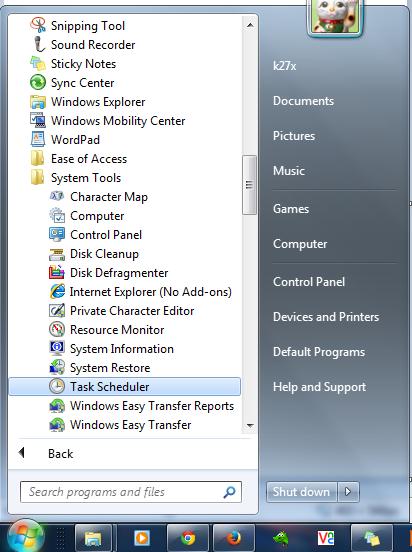 Membuat Pemberitahuan di PC Dengan Task Scheduler
