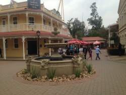 Meals Amazing Race Gold Reef City