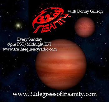32 Degrees of Insanity Podomatic  Podcast