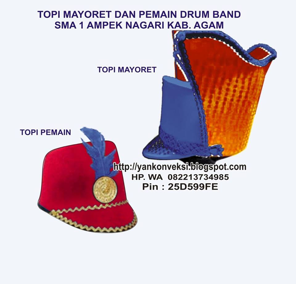 TOPI MAYORET SD