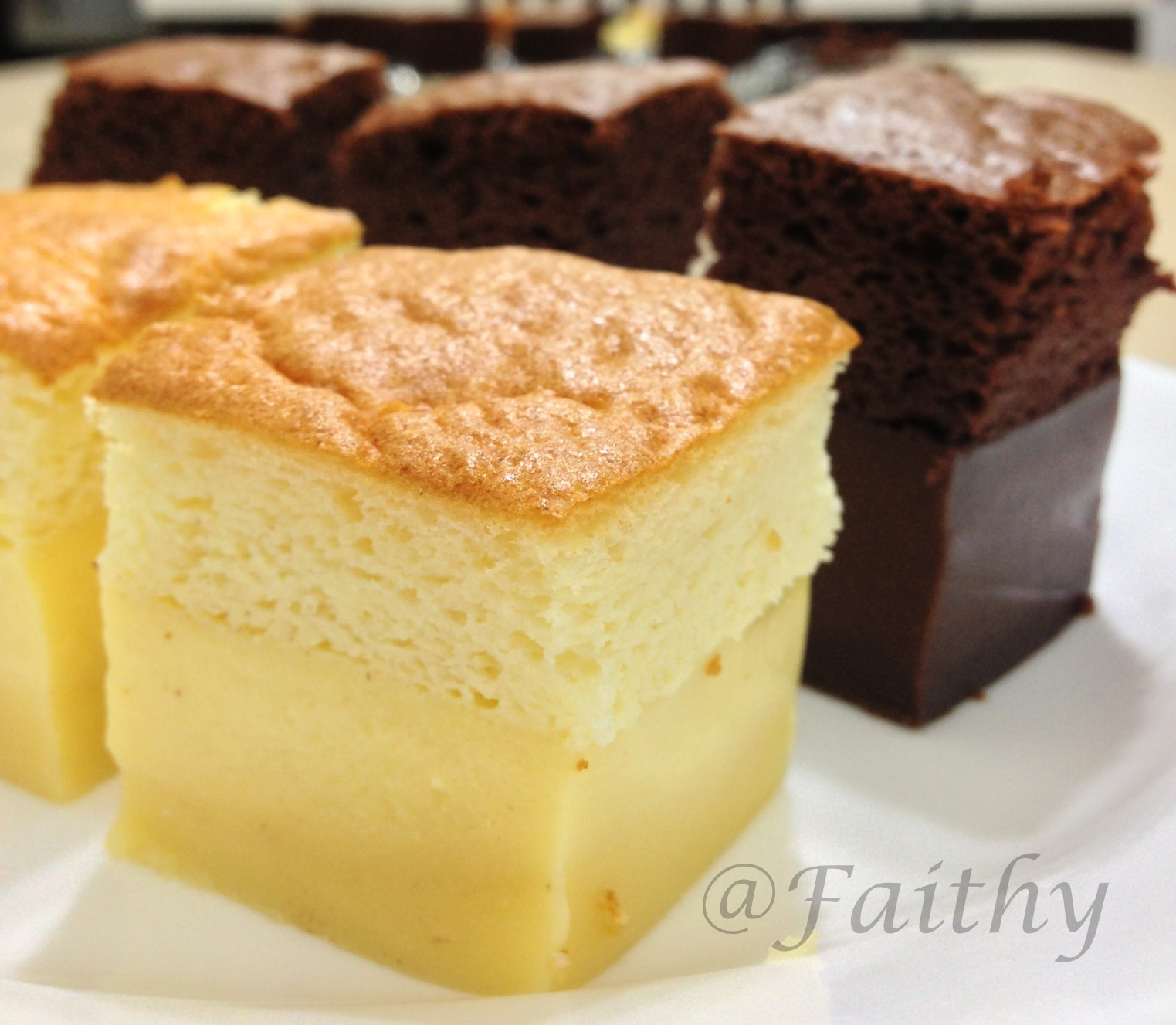 diary of Faithy the baker Magic Cake