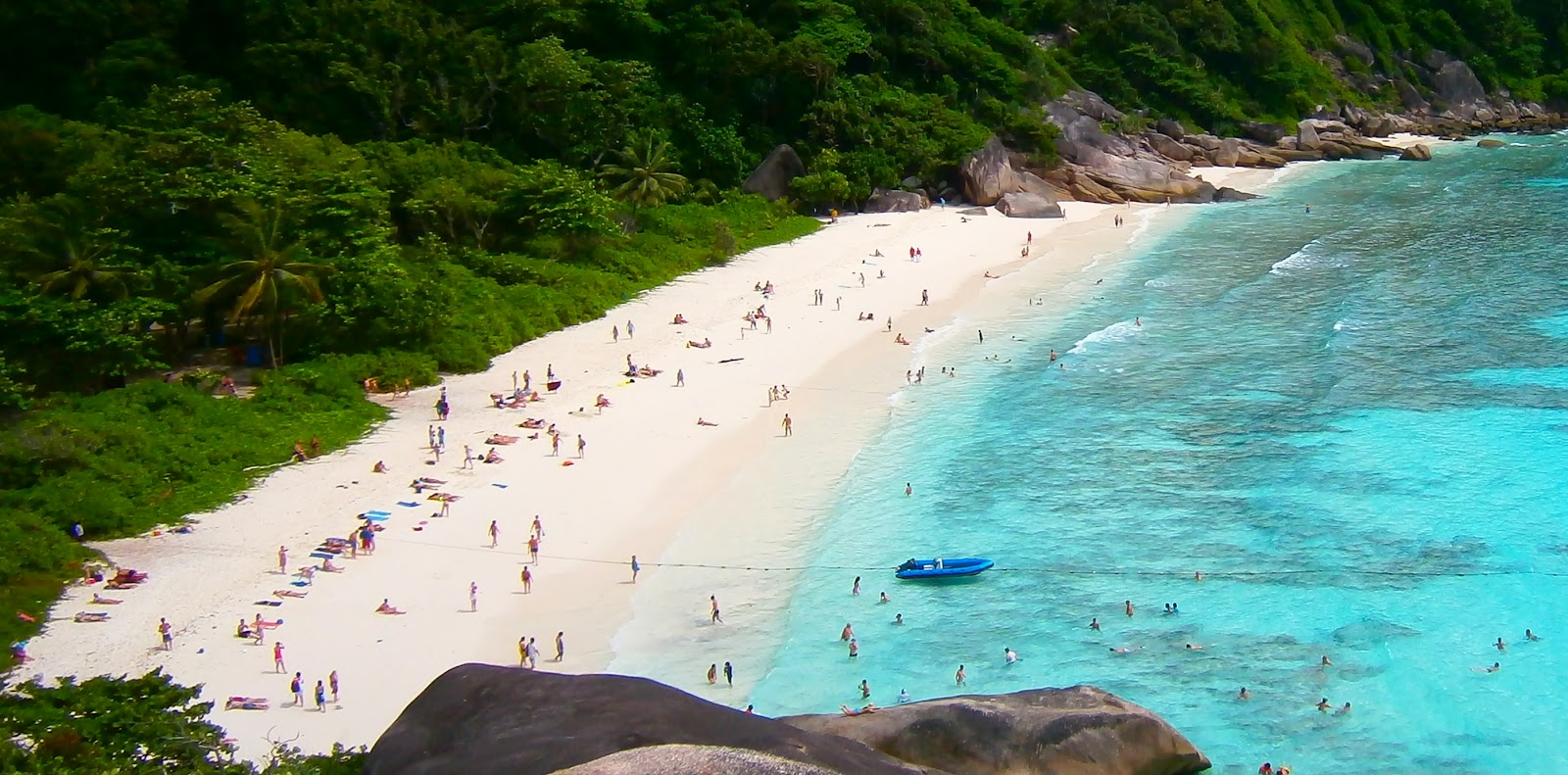 Tezzas Beaches and Islands Similan Islands