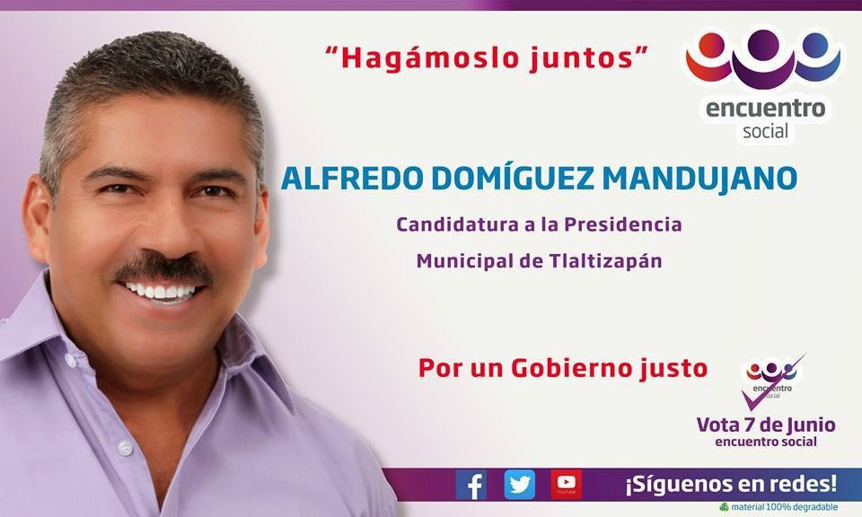 ALFREDO DOMINGUEZ MANDUJANO
