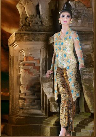 Model Kebaya Ivan Gunawan