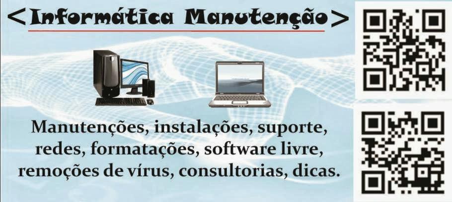 Informática Manutenção