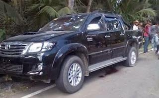 Witness names suspect in Masbate ambush