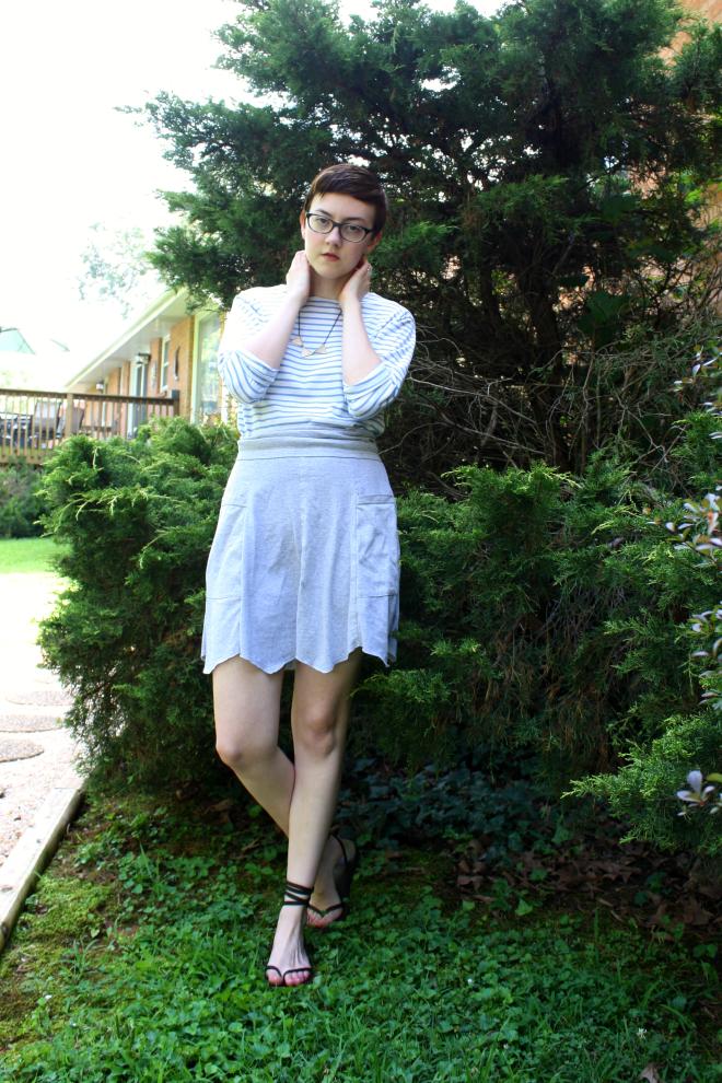 liz alig ada skirt