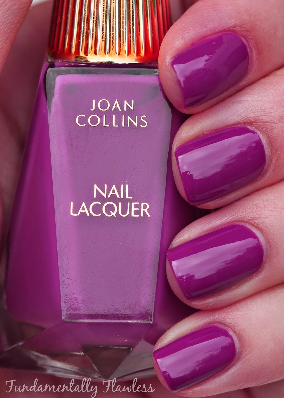 Joan Collins Nail Lacquer Melanie