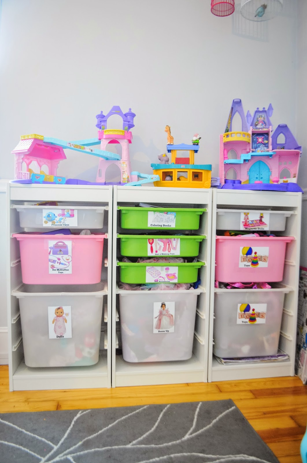 7 affordable toy storage options pretty real - Storage solutions for small spaces cheap photos ...