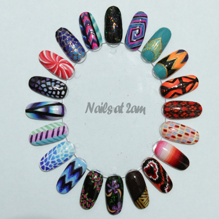 Nails at 2am little bit of this little bit of that wednesday november 28 2012 prinsesfo Image collections