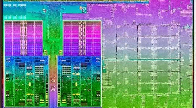 AMD Trinity die