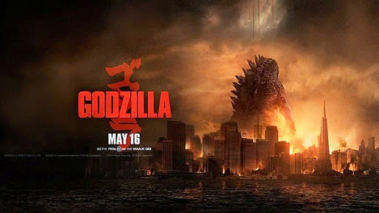 RECENT POST: GODZILLA