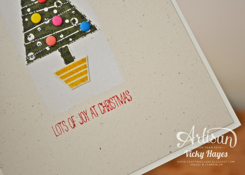 Create special effects using Whisper White craft ink from Stampin' Up