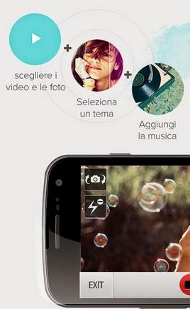 LA MIGLIORE APPLICAZIONE ANDROID GRATIS PER FARE EDITING VIDEO SU SMARTPHONE