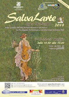 SalvaLArte Ager Stabianus 2018