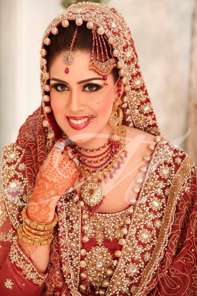 Madeehas (Bridal Makeup, Salon Services