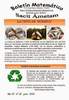 Boletín Sacit Ámetam nº 20
