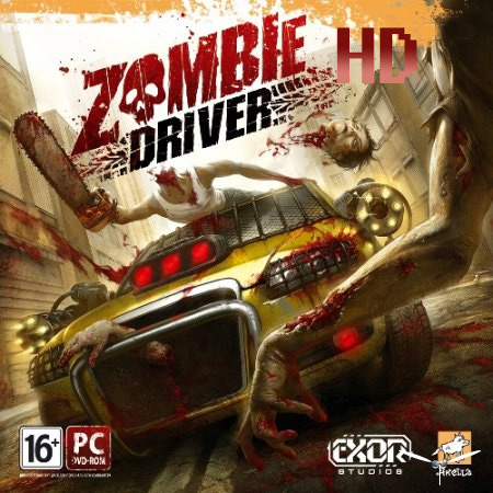 Zombie Driver HD PC game 2013 Multilanguage