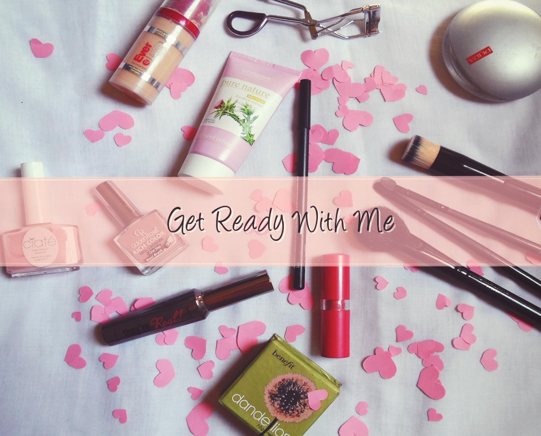 valentine`s day makeup tutorial