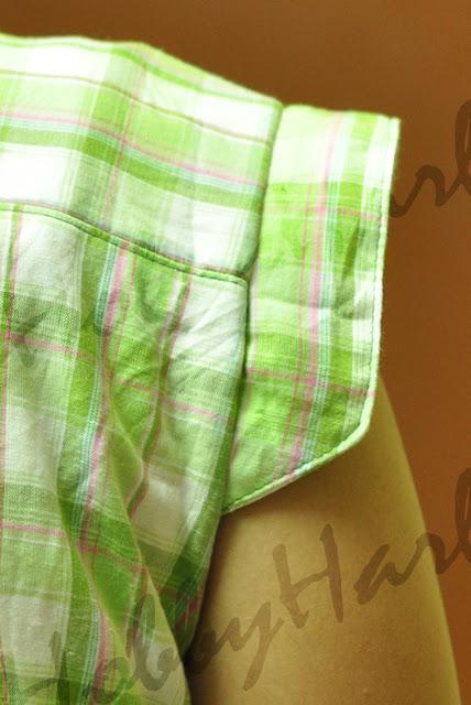 Burdastyle sewing handbook novitas variation tent top
