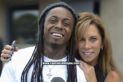 fotos de lil wayne con collen dominguez