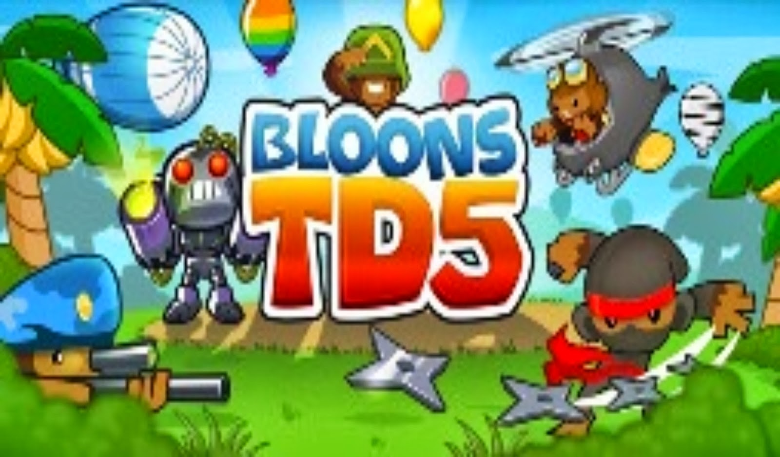 Bloons td 5 apk sd data android games download for Free balloon games
