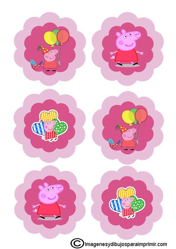 Decoracion para cupcakes