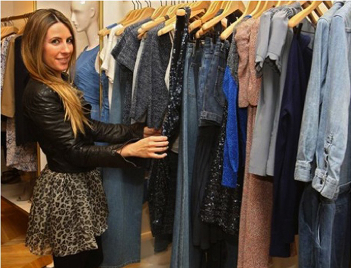 Personal Shopper and Image Consultant blogger Mónica Sors