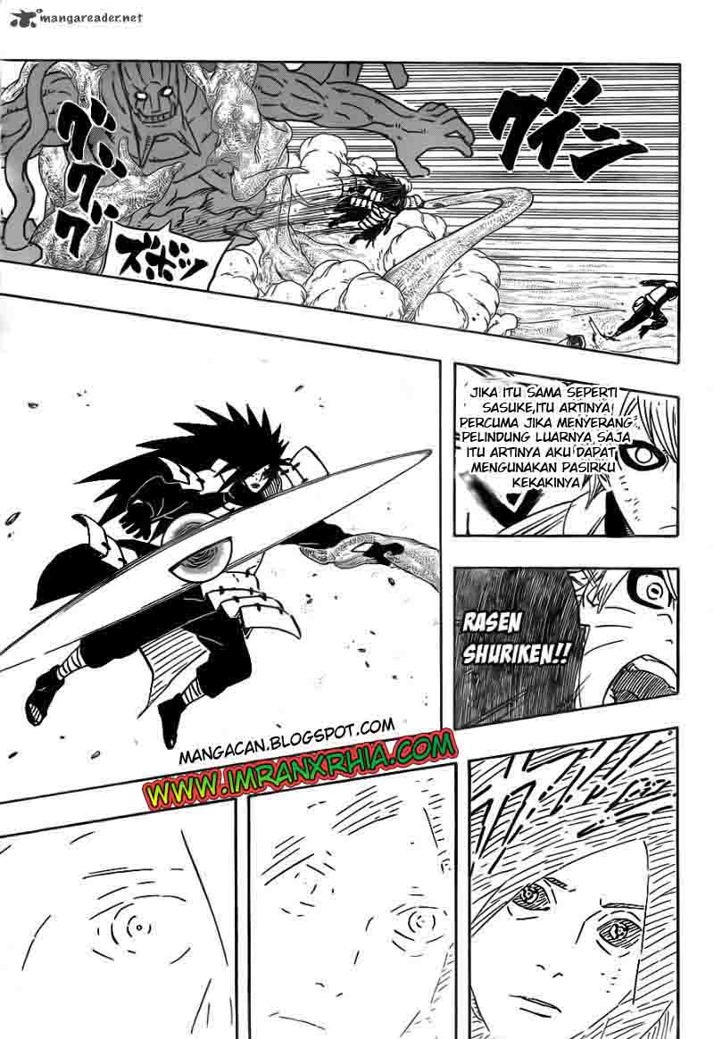 "DOWNLOAD KOMIK NARUTO CHAPTER 560 ""MADARA UCHIHA"" BAHASA INDONESIA"