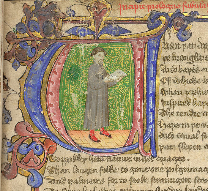 5 guildsmen canterbury tales